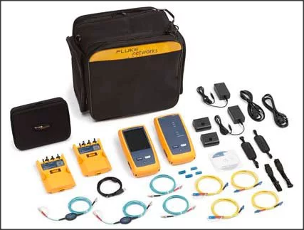 Fluke Fiber Test Kit
